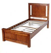 Plum Compact Single Bed - Nuit