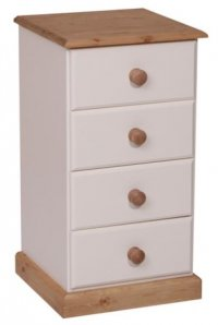4 Drawer Bedside